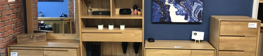 Quality Solid Oak, Pine and Painted Furniture in Cheshire and Manchester.